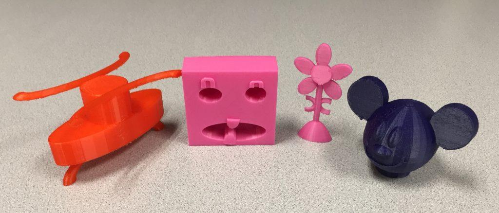 3D Creations!